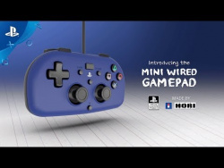 HORI - Mini Wired Gamepad - Launch | PS4