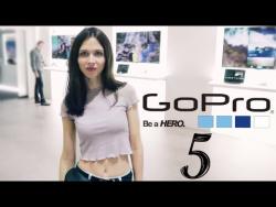 GoPro Hero5: резиновые герои