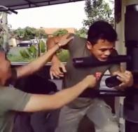 Армия Индонезии страшна на учениях