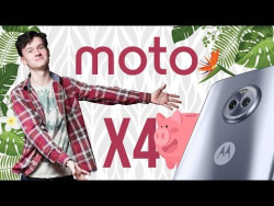 Обзор Moto X4: водонепроницаемый смартфон с двумя камерами