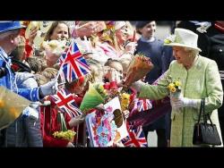 Британия отмечает 90-летний юбилей королевы Елизаветы II