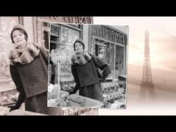 Элегантность Dior  France Gall  Laisse Tomber Les Filles