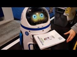 Самые умные роботы CES 2018