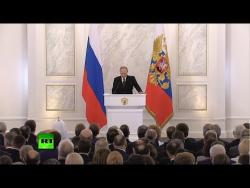 Послание Владимира Путина Федеральному собранию 4 декабря 2014