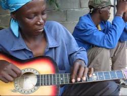 Прикольная игра на гитаре