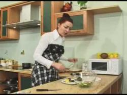 Zakuska Sredizemnomorsky salat