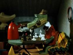 Чебурашка. Крокодил Гена 1часть
