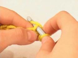 Вязание крючком Урок 4