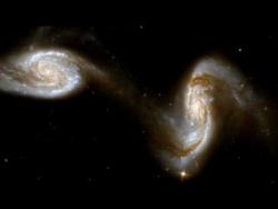 Hubblecast 16. Галактики в бешенстве!