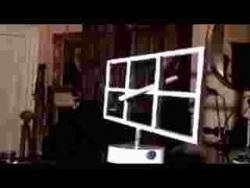 Оптическая иллюзия - окно Эймса