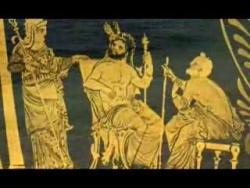 МИСТЕРИИ КРИТА -- ТАЙНА АТЛАНТОВ ЧАСТЬ 3