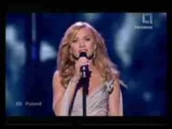 Eurovision 2009 * Poland - Lidia Kopania - I Don't Wanna Leave *