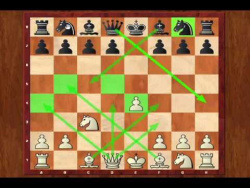 Северный гамбит (Датский гамбит) Шахматный видео урок на английском языке