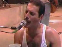 Queen - Live Aid - Part 3 (3/5)