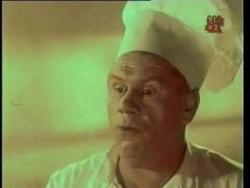 Поющая кукуруза (первая реклама в СССР)