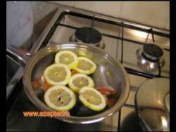 Форель с лимоном от Цептер (Zepter)