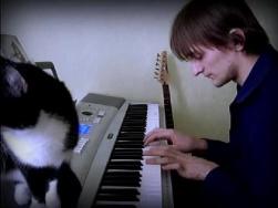 Ты в моем сердце... ( Пианино )