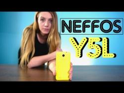 Neffos Y5L: вариант для экономных