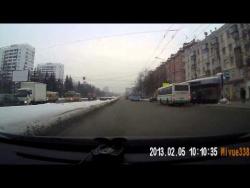 Видео смертельного ДТП с пешеходами в Челябинске