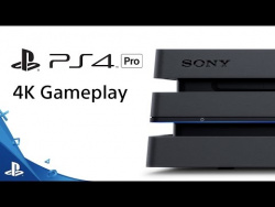 PS4 Pro 4K Gameplay Sizzle | PS4 Pro