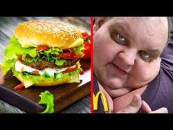 Страсть к ожирению или ФАСТФУД атакует!