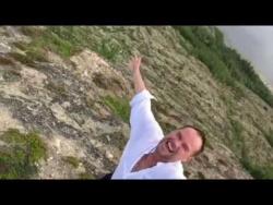 Максим Аверин на Соловках