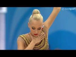 Yana Kudryavtseva Hoop Final - World Cup Kazan 2016