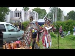 Индейцы в Пучеже