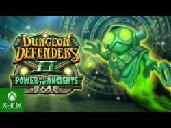 Power of the Ancients Release Trailer - Dungeon Defenders II