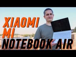 Xiaomi Mi Notebook Air: китайский макбук