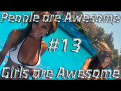 Лучшие моменты из видео YouTube #13 | ДЕВУШКИ