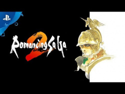 Romancing SaGa 2 – Announcement Trailer | PS4, PS Vita