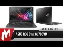Удачное обновление — ASUS ROG Strix GL703VM