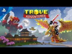 Trove – Adventures Launch Trailer | PS4