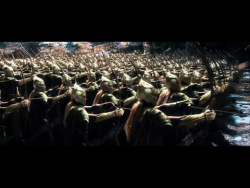 Хоббит 3: Битва пяти воинств — Дублированный (Русский) Трейлер [RU]