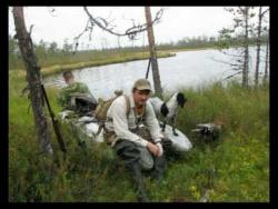 """Охота и рыбалка в Карелии . Часть 4. """"...Карелия сниться"""""""