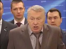 Жириновский: Украина - недогосударство нахлебников