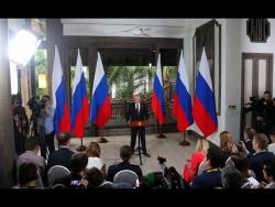 Встреча с российскими журналистами