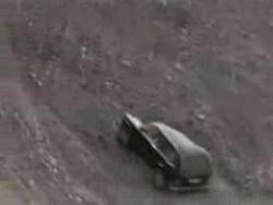 Lada jumping