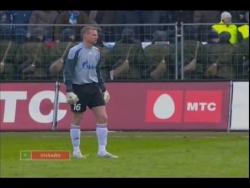 Сатурн vs Зенит (золотой матч) / 11.11.2007 / Премьер-Лига