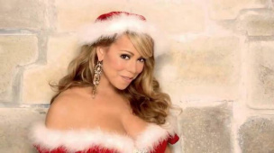 """Их"" рождественские песни: Mariah Carrey - ""All I want for Christmas is you"