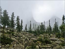 Парабола в тумане