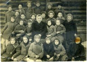 1944 г. Илья-Высоковская школа