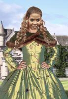 Мерида в замке Хилкровс