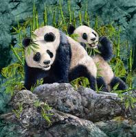 Кто сколько панд нашел? ))