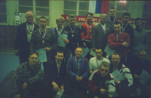 Архангельск ДИНАМО 2001