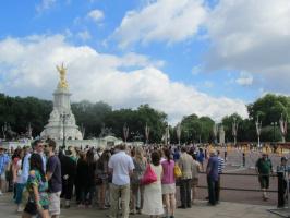 Мемориал королевы Виктории, Лондон