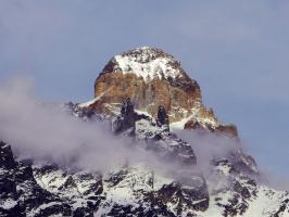Гора Ушба
