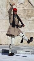 Эвзон, Греческий Парламент