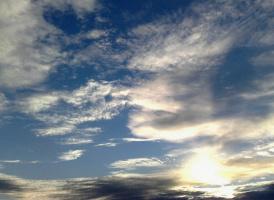 Разрисованное небо